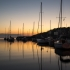 Rockport Boats At Sunrise