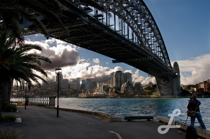 Sydney Bridge Photographer
