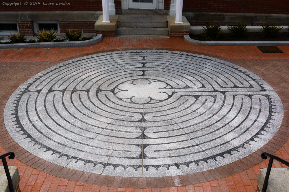 Providence College Labyrinth