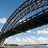 Harbour Bridge from below