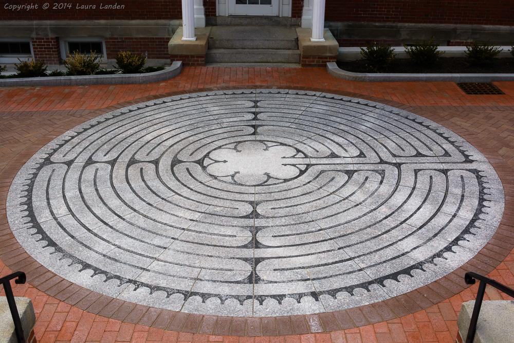 PC's Labyrinth & Sundial