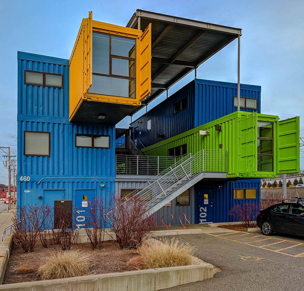 Providence Container Building