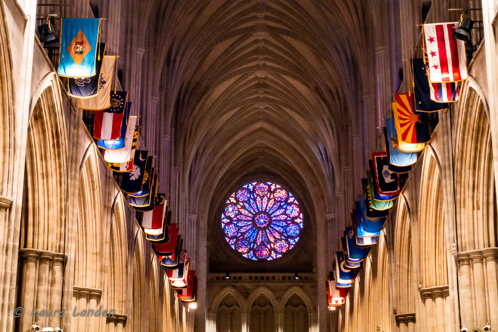 Nat'l Cathedral-Rose Window