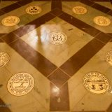 Nat'l Cathedral-Floor Medallions