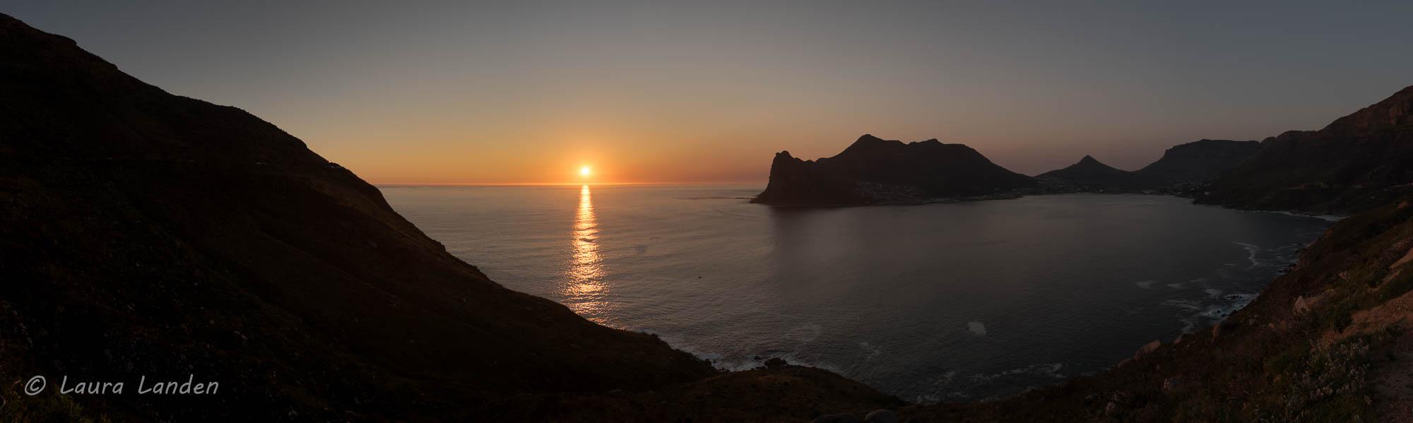 Chapman's Bay Sunset