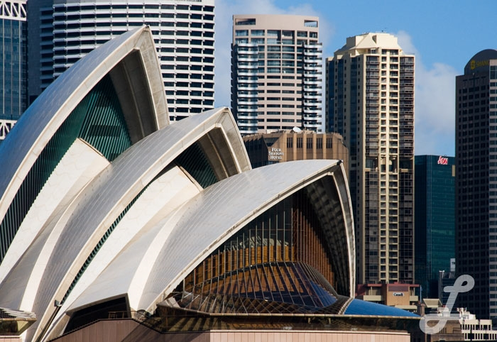 Opera House & City