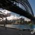Photographing the Harbour Bridge